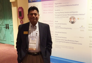 NK Shrivastava at PMI Global Congress North America 2015