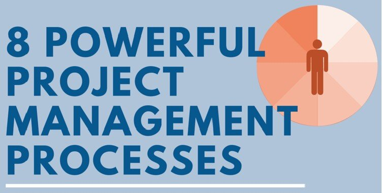 Infographic Preview for 8 Powerful Project Management Processes