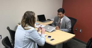 NK Shrivastava Interviewed for the Springfield Business Journal.